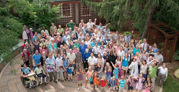labyrinth church celebrate community disability concord