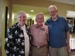 Ann, Tom, Forster