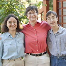 T, Sharon; P, Ellen; Mark