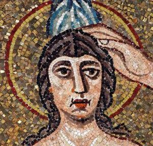 Baptism of Christ (Detail)
