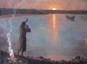 jesus-on-the-shore