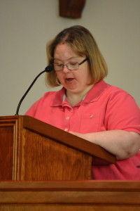 Caitlin Testimony