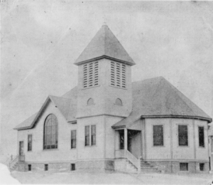 West Concord Union Church, 1893-1909